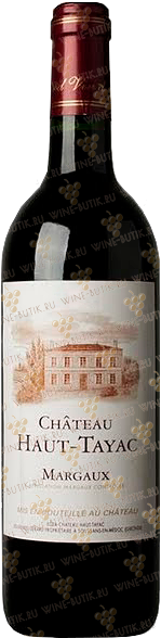Вино  Pierre Riviere  Chateau Haut Tayac Margaux 2008