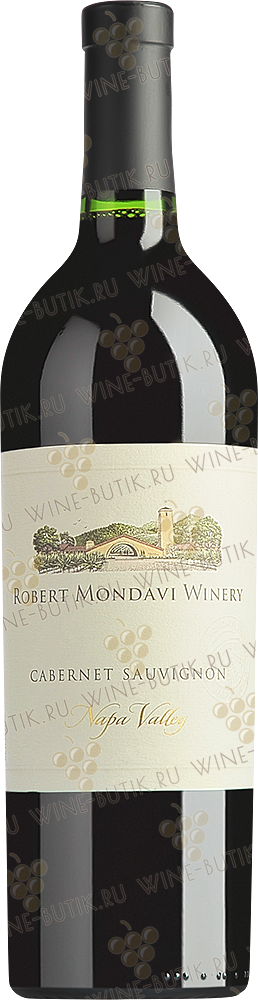Вино  Robert Mondavi Winery  Napa Valley Cabernet Sauvignon 2006