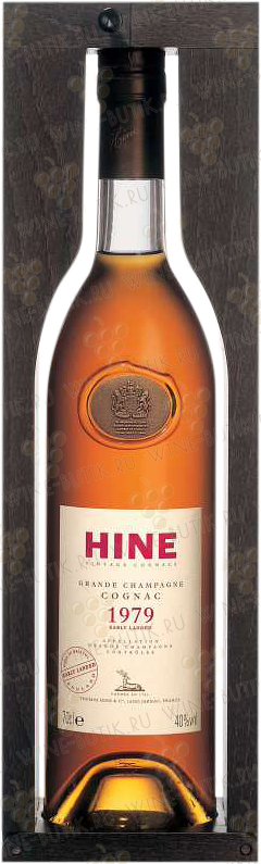 Крепкие  Hine  Hine Vintage Early Landed 1979 in gift box