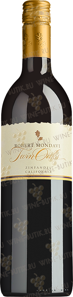 Вино  Robert Mondavi Winery  Twin Oaks Zinfandel 2011