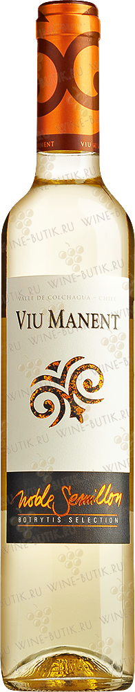 Вино  Viu Manent  Noble Semillon Botrytis Selection 2013 0,5L