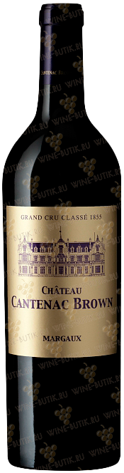 Вино  Chateau Cantenac Brown  Chateau Cantenac Brown 2008