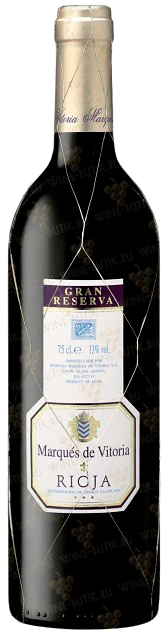 Вино  Marques de Vitoria  Margues de Vitoria Gran Reserva 2004