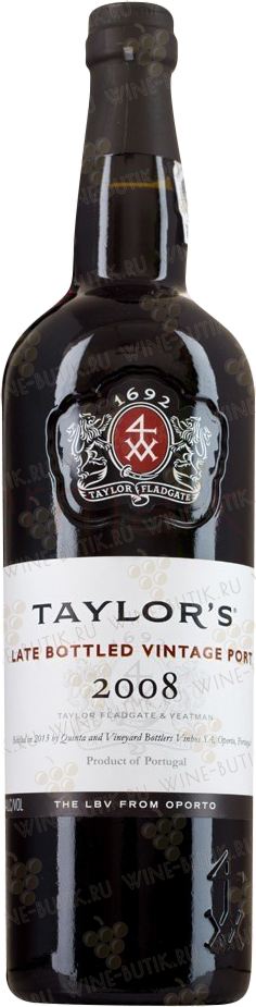 Вино  Taylor's  Taylor's Late Bottled Vintage 2008