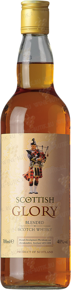 Крепкие  Duncan Taylor & Co.  Scottish Glory Superior Blend