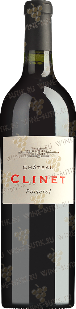 Вино  Chateau Clinet  Chateau Clinet 2011