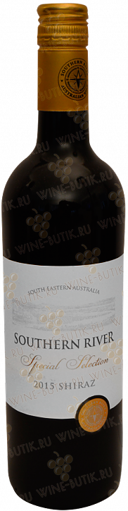 Вино  Southern Creek  Southern River Special Selection Shiraz 2015