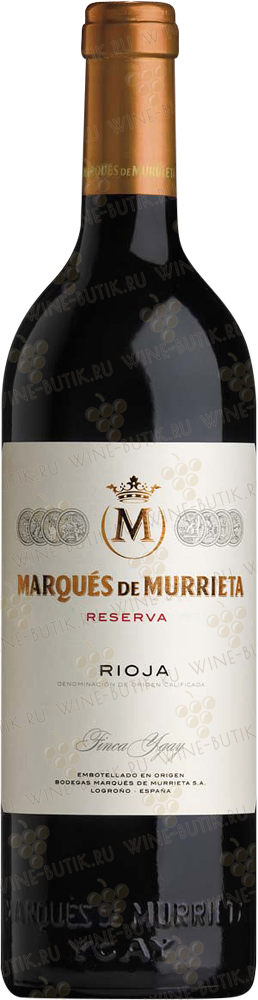 Вино  Marques de Murrieta  Marques de Murrieta Reserva 2014