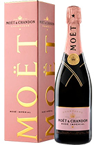 Moet & Chandon Brut Imperial Rose gift box