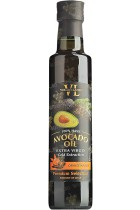 Avocado Оil Extra Virgin Orange Infused 0,25L