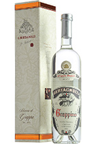 Bertagnolli Grappino Bianco in gift box