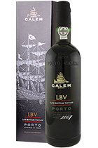 Calem Late Bottled Vintage (LBV) 2007 gift box