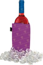Pulltex Cooler Pad Wine & Champ.Fuchsia Cooler 107-768-00