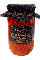 Coquet Piquillo Pieces Extra 270 gr