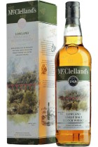 McClelland's Lowland Single malt gift boх