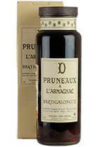 Pruneaux a l'Armagnac Dartigalongue in gift box