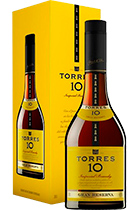 Torres 10 years Gran Reserva gift box