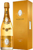 Cristal Louis Roederer gift box 2009