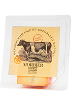 Cheese is cow's milk  «Morbier Cinderella»