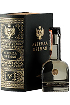 Legend of Kremlin gift foliant box 0.05L