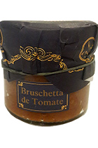 Bruschetta from sun-dried tomatoes Coquet 115gr