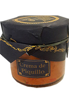 Crema (Bruschetta) from roasted red peppers Piccolo Coquet 115gr