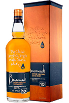 Benromach 10 years old Single Malt gift box