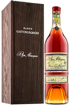 Baron Legrand Bas Armagnac 1994 wood box