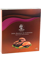 Dates in chocolate INDEAL in box 12 pcs