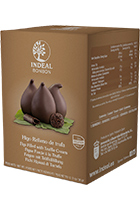 Figs in chocolate with truffle cream INDEAL in box 5pcs