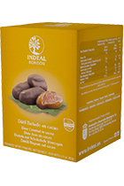 Figs in chocolate INDEAL in box 5pcs