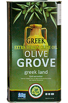Olive oil extra virgin 3l