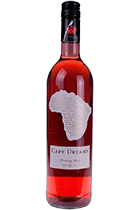 Cape Dreams Pinotage Rose 2016