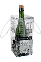 Bag for cooling bottlesLa Maison Du Vin