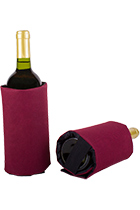 Cooling shirt for wine Koala claret
