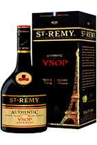 Saint-Remy Authentic VSOP gift box