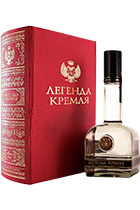 Legend of Kremlin gift foliant box black