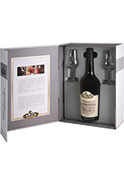 Coeur de Lion Calvados Selection Christian Drouin in gift box with two glass