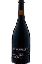 Kacha Valley Cabernet Franc Crimea