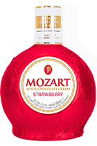 Mozart White Chocolate Cream Strawberry
