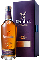 Glenfiddich 26 years gift box