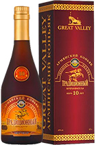 Great Valley 10 years 0,5L in gift box