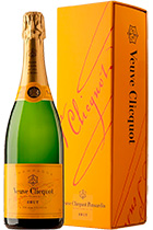 Veuve Clicquot Vintage Rose 2008 gift box