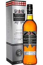 Glengarry Single Malt gift box