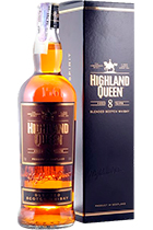 Highland Queen 8 years old gift box