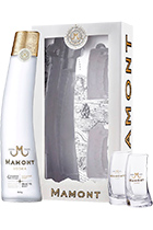 Mamont Gift Pack With Two Glasses