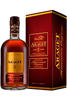 Araget 5 years old 0,5L gift box