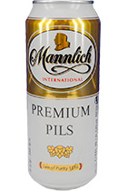 Mannlich International Premium Pils