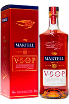 Martell VSOP Aged Red Barrels gift box