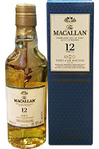 The Macallan Triple Cask Matured 12 years gift box 0,05L